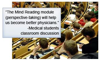 Medical students talking about Social Intelligence